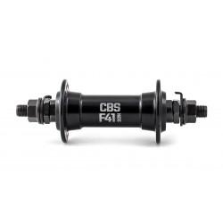 Втулка передняя Colt Open CBS 41, 32 отв, под гайки, промподшипник, черная CBSFB20132NUT-19
