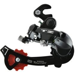Переключатель задний Shimano Tourney RD-TZ50-GS, на ось, б/упак, ARDTZ50GSBT