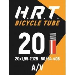 Камера H.R.T. 20x1.95/2.125 Schrader 00-010023