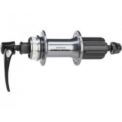 Втулка задняя Shimano Deore FH-M6000, 36 отв, 8/9/10/11 скоростей, CL, QR, серебристый EFHM6000AZAS