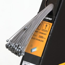 Трос для переключателя Jagwire, 1.1х2300 мм, нержавеющая сталь 6009862