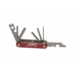Набор ключей универсальный, складной, 6-648407