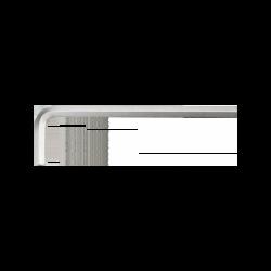 Ключ шестигранный Neo 3 мм, CrV, 09-533