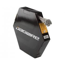 Трос для тормоза Jagwire Road Basic, 1.6х2000 мм, нержавеющая сталь