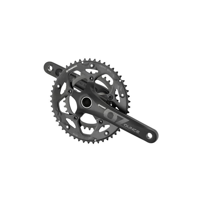 Система Prowheel Ounce-521C-TT-N 50/34T, 175 мм, Hollowtech II, б/упак