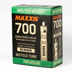 Камера Maxxis Welter Weight 700x25/32C Presta 60 мм