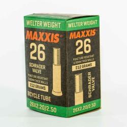 Камера Maxxis Welter Weight 26x2.20/2.50 Schrader