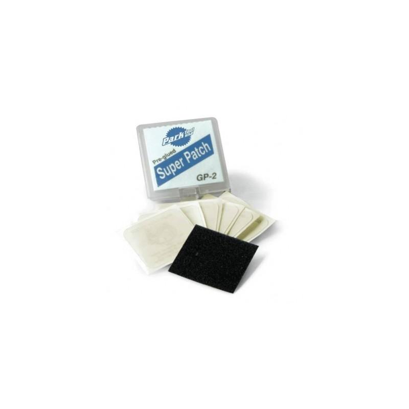 Заплатки для камер Park Tool Super Patch (6 шт.) PTLGP-2C