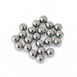 """Шарики Weldtite, стальные 7/32"""", 1 шт (5.55 мм)"""