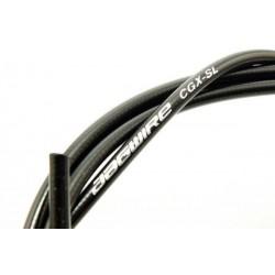 Оплетка для троса тормоза Jagwire Brake Housing 5 мм CGX-SL, черная, 1 метр BHL100