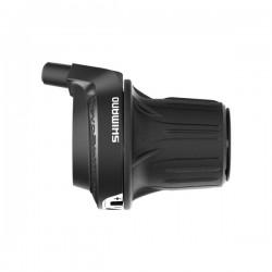 Шифтер Shimano Tourney Revoshift SL-RV200-6R, 6 скоростей, трос 2050 мм, без упаковки
