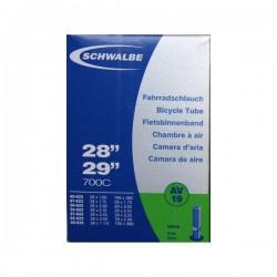 Камера Schwalbe 622/635x40/60 Schrader AV19 40 мм 10430340