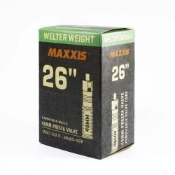 Камера Maxxis Welter Weight 26x1.50/2.50 Presta