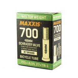 Камера Maxxis Welter Weight 700x18/25C Schrader