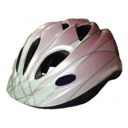 Шлем детский Stels HB6-2 (Out-Mold), размер M, розовый HB6-5-M_pink