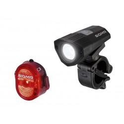 Комплект освещения Sigma Buster 100 USB / NUGGET II RL