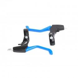 Тормозные ручки Horst, комплект, алюминиевые, черно-синие, 00-171605