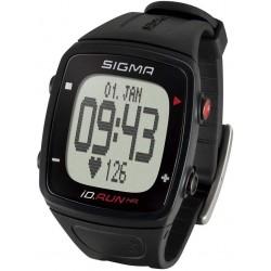 Пульсометр Sigma Sport ID.Run HR, черный