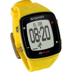 Пульсометр Sigma Sport ID.Run HR, желтый