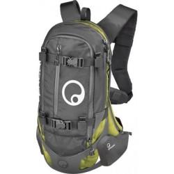 Рюкзак Ergon BC2 Regular, черный с зеленым 450 000 96