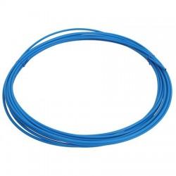 Оплетка для троса переключателя Shimano SP41 синяя, 4 мм, 1 метр Y6Y198040
