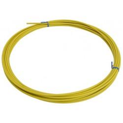 Оплетка для троса переключателя Shimano SP41 желтая, 4 мм, 1 метр Y6Y198060