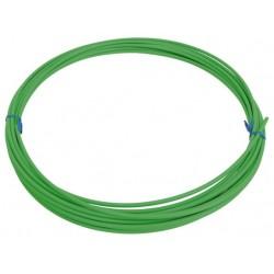 Оплетка для троса переключателя Shimano SP41 зеленая, 4 мм, 1 метр Y6Y198070