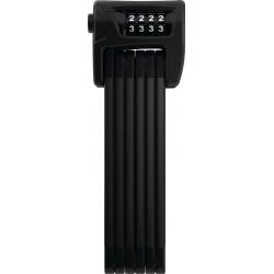 Сегментный велозамок Abus Bordo Combo 6100/90, черный