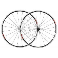 Колесо Shimano WH-R501, заднее 28, черное, клинчерное EWHR501PCBY_Rear