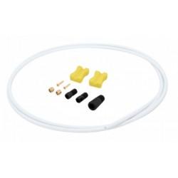 Гидролиния Shimano SM-BH90-SS, 1000 мм белая, в комплекте Y8H298010 2 шт и TL-BH61 ESMBH90SSW100