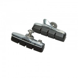 Тормозные колодки Ashima, 54 мм, картриджные, для шоссейных тормозов ARS45CR-P-H-AL