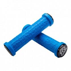 Ручки Race Face Grippler 30mm Lock On Grips Blue