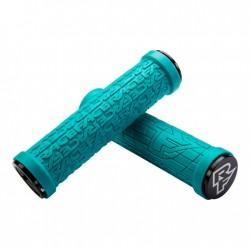 Ручки Race Face Grippler 30mm Lock On Grips Turquoise
