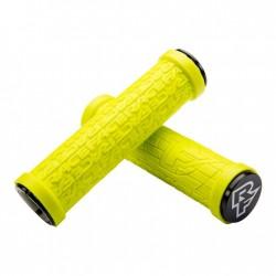 Ручки Race Face Grippler 30mm Lock On Grips Yellow