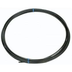 Оплетка для троса переключателя Shimano SP41 черная, 4 мм, 1 метр Y6Y198010