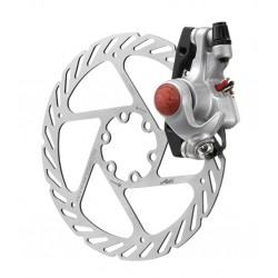 Тормоз механический дисковый Avid BB5 Road Platinum, с адаптером и ротором G2CS 160 мм 00.5016.166.070