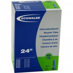 Камера Schwalbe 507x47/62 Schrader AV10 40 мм 10421310