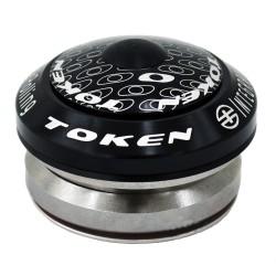 Рулевая колонка Token Omega A1, интегрированная, для штока 1-1/8 OMEGA-A1-Black