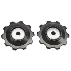 Ролики для заднего переключателя Shimano, 10 зубьев Y56398030