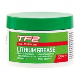 Смазка литиевая Weldtite TF2 для подшипников, 100 гр 7-03004