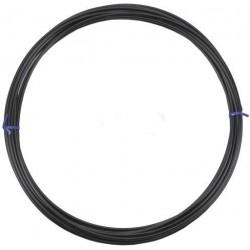 Оплетка для троса тормоза Promax, черная, 5 мм, 1 метр