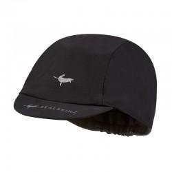 Шапка SealSkinz Waterproof Cycling Cap, черные, размер S/M KJ431