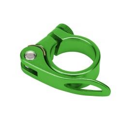 Хомут подседельный Stels, зеленый, 34.9 мм Stels_34.9mm_green