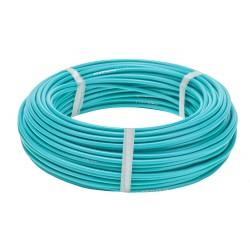 Оплетка для троса тормоза Stels, голубой, 5 мм, 1 метр 340054