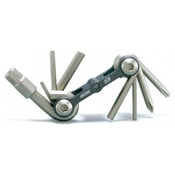 Набор инструментов Topeak Mini 9 Pro с чехлом TT2537B