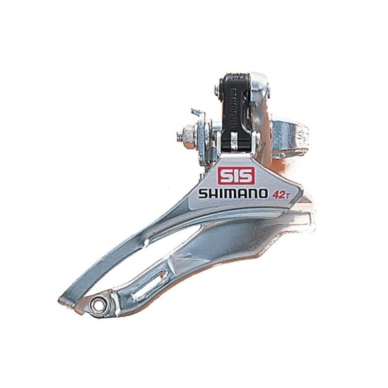 Переключатель передний Shimano Tourney FD-TY10, Down Swing, нижняя тяга, 28.6 мм EFDTY10DS6
