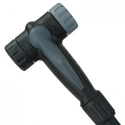 Насос Topeak JoeBlow Max HP напольный, двойной клапан, красный TJB-M2R