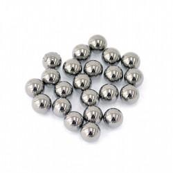 Шарики Weldtite, стальные 3/16, 1 шт (4.76 мм) 7-06143