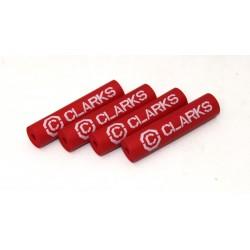 Набор для защиты рамы Clarks FPX4, красные, 4 шт. 3-249