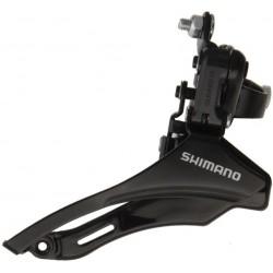 Переключатель передний Shimano Tourney FD-TZ30, Down Swing, верхняя тяга, 28.6 мм AFDTZ30TS6T